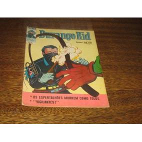 Durango Kid (nevada) 3ª Série Nº 5 Dezembr/1974 Editora Ebal