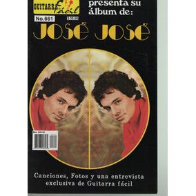 Guitarra Fácil Núm.34 José José