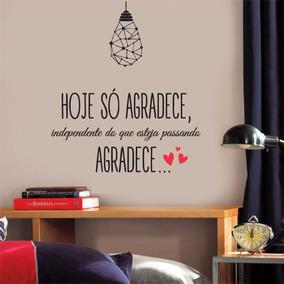 Adesivos Agradecimento Casa Móveis E Decoração No Mercado Livre