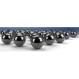 Bala ,bola, Balin De 2.5mm De Acero Al Cromo Grado 20