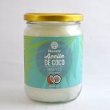 Aceite De Coco. Organico. Extravirgen. 500 Ml