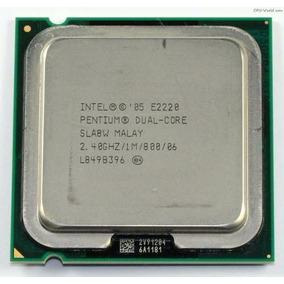 Processador Intel Pentium Dual Core E2220 2.4ghz Intel