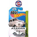 Vw Fusca Herbie The Love Bug Hot Wheels - 1/64