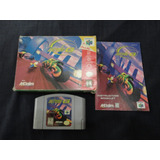 Juego N64 Extreme-g