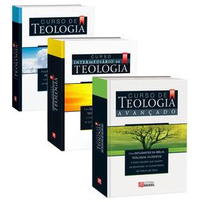 Curso Completo Teologia Betesda 3 Livros + 10 Dvds- Promoção