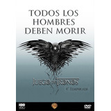 Game Of Thrones - 4ª Temporada 5 Dvd