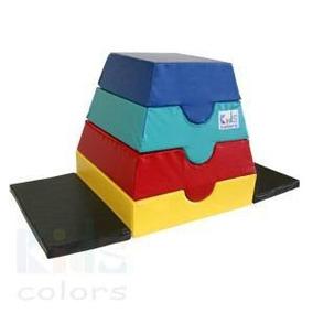 Torre Del Burro De Estimulación Marca Kids Colors