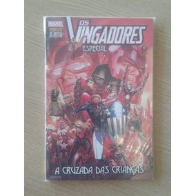 Os Vingadores Especial Vol. 2 - A Cruzada Das Crianças