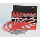 Cables Para Bujias Para Beetle 54-74 (jgo) Marca Msd