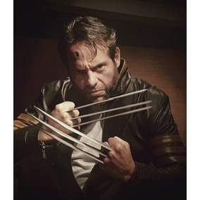 Garras Do Wolverine Flexíveis Adulto
