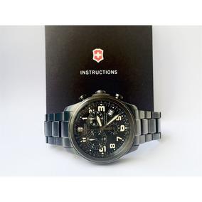 Victorinox Swiss Army Infantry Vintage Black Ice , Promoção