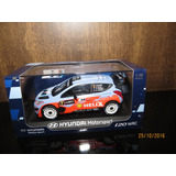 Perudiecast Coleccion Exclusiva Hyundai I20 Rally + Envio