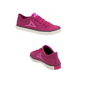 Tenis Casual Pirma Brasil Color Vino/oxford