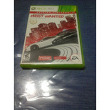 Need For Speed Most Wanted Edicion Limitada Xbox 360
