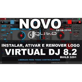 Virtual Dj 8 2 Infinity Registrado Para Controladoras+ Brind