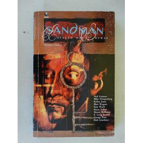 Sandman Estação Das Brumas! Ed Globo 1993! Encadernado Nº 4!