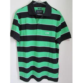 Camisa Polo Armani - Pólos Manga Curta Masculinas no Mercado Livre ... 1f33a63e439c2