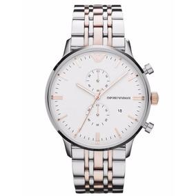 c6f2885996f Relógio Emporio Armani Ar0399 - Relógios De Pulso no Mercado Livre ...