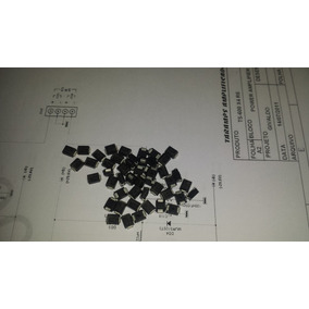 Lote 10 Diodo Mu120 Smd Taramps Ts1200x4 Stetsom,venom Banda