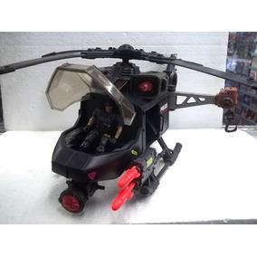 Helicóptero Police Swat Chap Mei Miniatura Importada