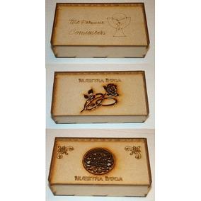 Cajitas Personalizadas Fibrofacil Souvenir Invitacion