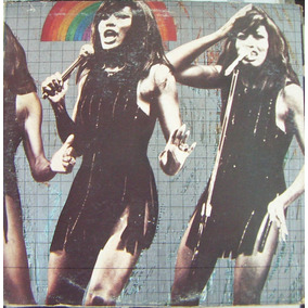 Rock Inter, Ike & Tina Turner, Lp 12´,