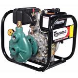 Motobomba 5 Hp P. Ele Diesel - Injetora Toyama Preço Baixo