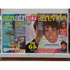Revista Atrevida - Diversos Anos