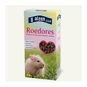Ração Alcon Club Roedores Alimento Extrusado - 500 G