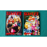 Slayers Comic Manga Lote Historieta