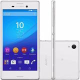 Smartphone Sony Xperia M4 Aqua Dual E2363 16gb Vitrine