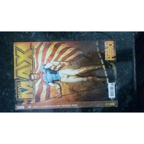 Hq - Marvel Max Nº 8. Registro Módico Frete 7,00