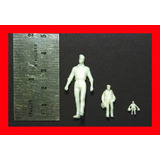 Set Figuras Personas Autos Maquetas Arquitectura 1:100 1:50