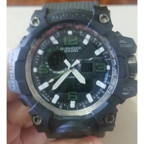 5440240c2cc Relogio G Shock Verde Musgo Analogico Digital Esportivo - Relógio ...