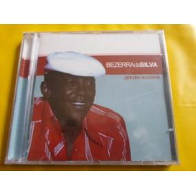 Cd Bezerra Da Silva / Grandes Sucessos / 22 Músicas / Novo