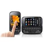 Celular Samsung Gt-b 3410, Color Negro - Tipo Slide