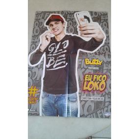 Álbum Buzzy Youtubers Eu Fico Loko Vazio - Novo