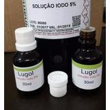 Iodo Oral, Lugol 100 Ml 5%, Solução Fr 100ml Dr. Lair