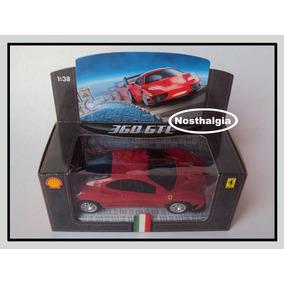 Ferrari - 360 Gtc - V-power - Sheel - F(1260)