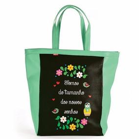 Book Bag Matrioska Carpe Diem