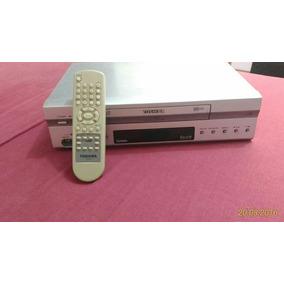 Video Cassete Toshiba Funcionando Perfeitamente