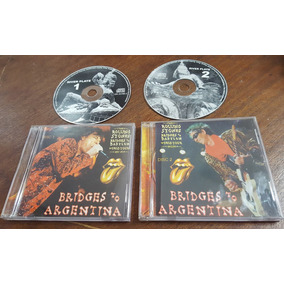 The Rolling Stones - Bridges To Argentina 1998 2cd Jagger