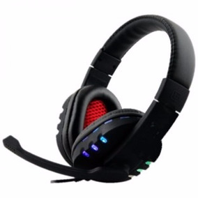 Fone Ouvido Gamer Pc Playstation Headset Ps4 Ps3 Jogo Y Chat