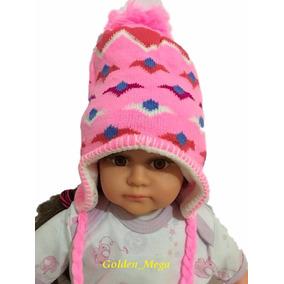Touca Orelha- Gorro Infantil-frio Intenso-inverno-térmica d07cc698ca4