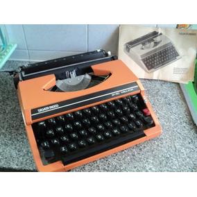 Maquina Escribir Silver Reed Sr 150 Tabulador Seiko Japan