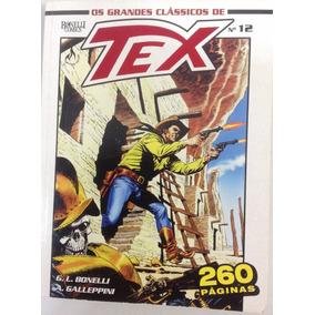 Tex - Os Grandes Clássicos -7 Números - Veja Fotos