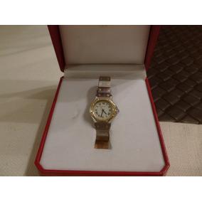 Reloj Cartier Santos Octagonal Dama