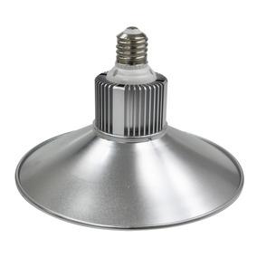 Kit 2 Luminária De Led P/ Galpao Industrial 70w Bocal E40