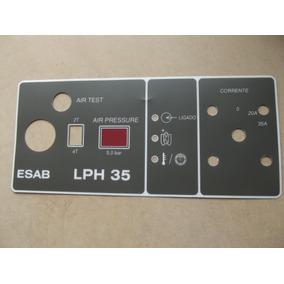 Frente Adesiva Corte Plasma Lph 35 Esab