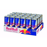 2e18bb7a59e3a Energetico Red Bull 250 Ml Pack Com 24 Latas Pronta Entrega